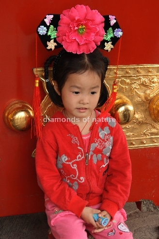 Menschen in China / People of China